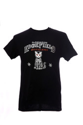 Edgefield Distillery Cat T-Shirt
