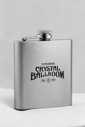 Crystal Ballroom Flask – 6 oz.