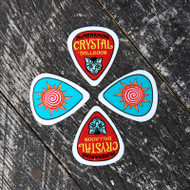 Crystal Ballroom Guitar Pick