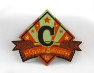 "Crystal Ballroom ""Est. 1914"" Patch"