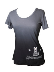 Distillery Cat Ladies Dip Dye T-Shirt