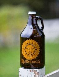 Sunflower IPA Glass Growler