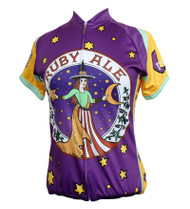Ruby Ale Womens Bike Jersey