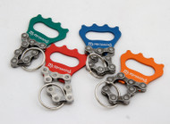 Bike Bottle Opener Key Chain