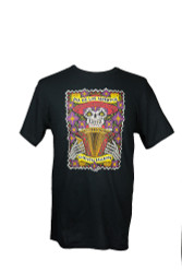 Crystal Ballroom Day of the Dead Color T-Shirt