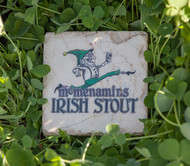 Irish Stout Marble Coaster