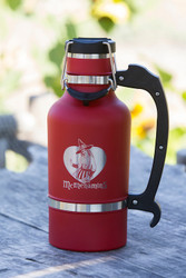 Ruby Ale DrinkTank Growler