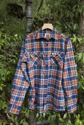 Anderson School Bobcat Flannel Shirt