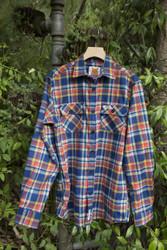 Anderson School Bobcat Flannel Shirt