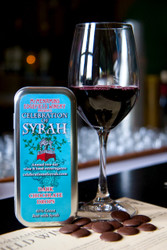 Syrah Chocolate Drops