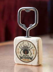 Black Widow Bottle Opener