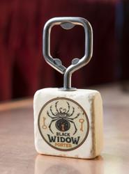 Black Widow Bottle Opener