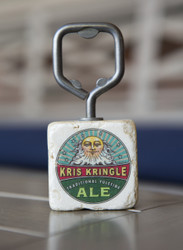 Kris Kringle Bottle Opener