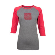 Kennedy School Ladies 3/4 Sleeve T-Shirt