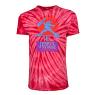 Jerry's Icehouse Tye-Dye T-Shirt