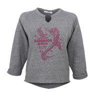 Anderson School Ales Ladies Sweatshirt