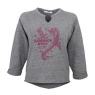 Anderson School Ales Ladies Sweatshirt