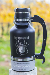 Black Widow DrinkTank Growler - New