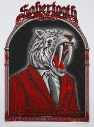 Sabertooth 2016 Poster