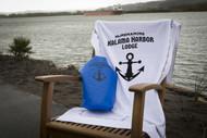 Kalama Harbor Lodge Beach Towel