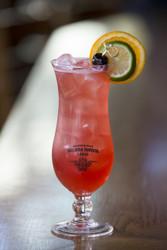 Kalama Harbor Lodge Hurricane Glass
