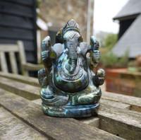 Labradorite Ganesh carving (1332174565)