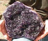 Amethyst Cluster (8597)
