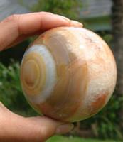 Carnelian Sphere (8670)
