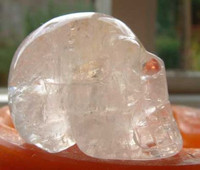 Quartz Crystal Skull (1258540599)