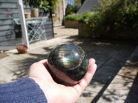 Labradorite sphere (1431525371)