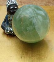 Green Flourite sphere (1296140257)