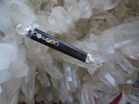 Black tourmaline wand (1457358439)