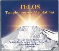 Telos Temple Journey Meditations 2CD set (1456915855)
