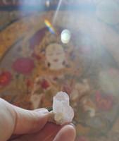 Rose quartz cluster (1458226681)