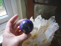 Charoite Sphere (1222772986)
