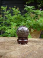 Garnet sphere (111135)