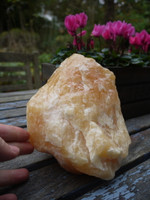 Orange calcite (111296)