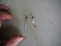 Angel Wings earings (112536)