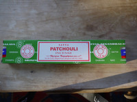 Patchouli incense (112540)