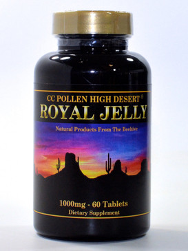 Royal Jelly 1gm 60 Tablets