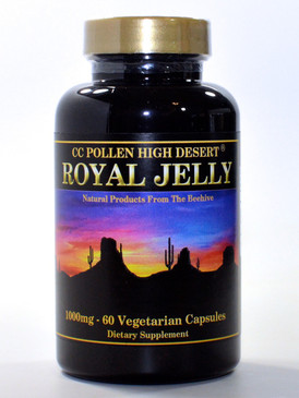 Royal Jelly 1gm 60 Capsules