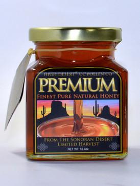 Premium Limited Raw Honey 13.4 oz