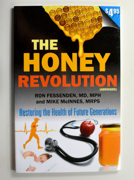 Honey Revolution (Abridged) by Ron Fessenden & Mike McInnes