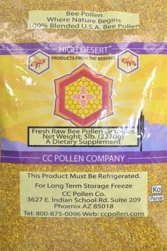Pollen Granules 5lb Bag
