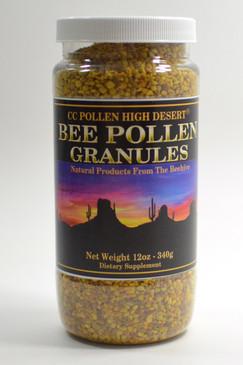 Pollen Granules 12oz Jar