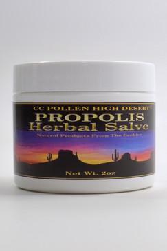 Propolis Salve 2oz Jar