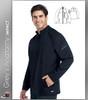 Grey's Anatomy™ iMPACT Men's Ascent Zip Front Solid Scrub Jacket