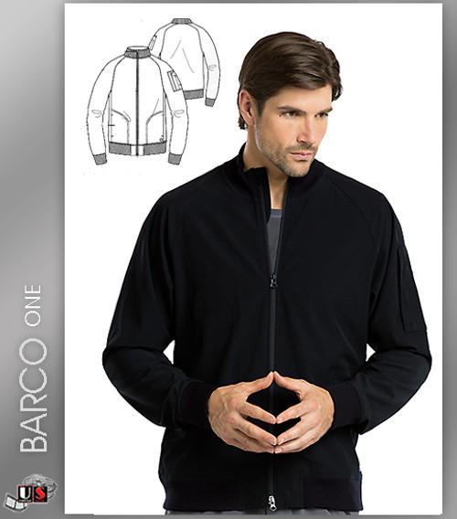 Barco One Modern Fit 3-Pocket Bomber Mens Jacket