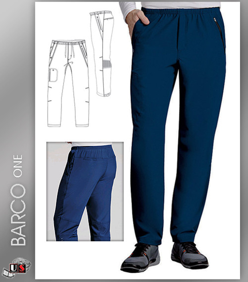 Barco One 7-Pocket Mens Cargo Pant