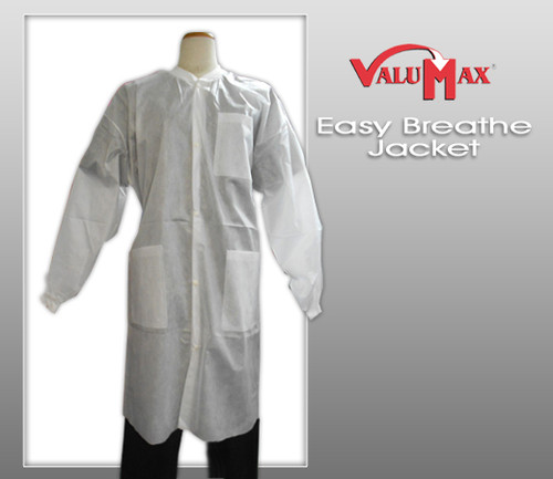 ValuMax Easy-Breathe Knee Length Jackets & Lab Coats